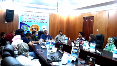 Photo of دورة تدريبية في الإعلام الرياضي بدرنة