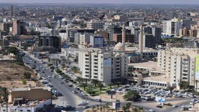 Photo of العيساوي يبحث توسعة المنطقة الحرة بمصراتة