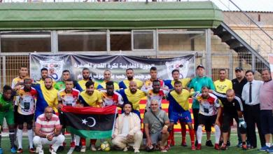 Photo of فريق المجد للكرة المصغرة يتوج ببطولة المغرب العربي