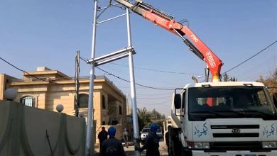 Photo of مساعٍ لحل مشاكل الكهرباء في سرت