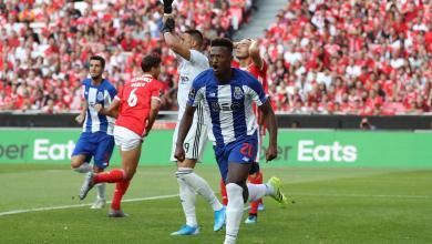 Photo of بورتو يهزم بنفيكا في الدوري البرتغالي