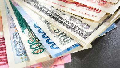 Photo of الدولار واليورو يصعدان.. واستقرار لباقي العملات
