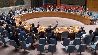 Photo of مجلس الأمن يجدد مناشدته الأطراف الليبية بوقف إطلاق النار