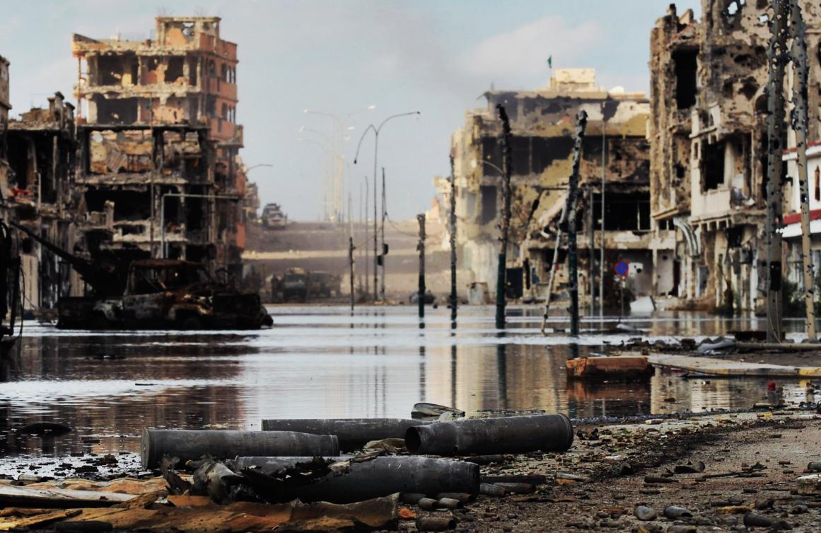 إعمار ليبيا