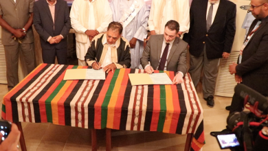 "Photo of اتفاقية توأمة بين ""سياحة"" غدامس وبني وليد"