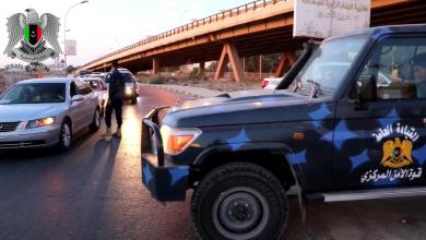 الجيش يشارك مديرية أمن بنغازي في عمليات تأمين المدينة