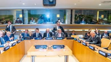 Photo of الاجتماع الوزاري بنيويورك حول ليبيا يُصدر بيانه الختامي