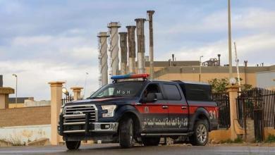 صورة البدء بدمج البحث الجنائي مع التحريات العامة في بنغازي