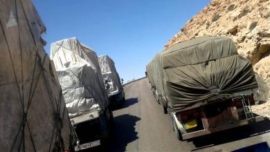 Photo of الجراري: رسوم الشاحنات المصرية غير قانونية