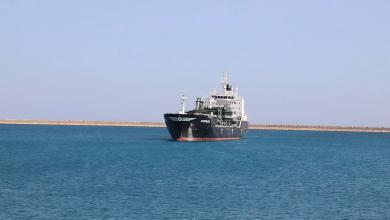 Photo of ميناء راس لانوف يستقبل ثاني دفعة إيثيلين