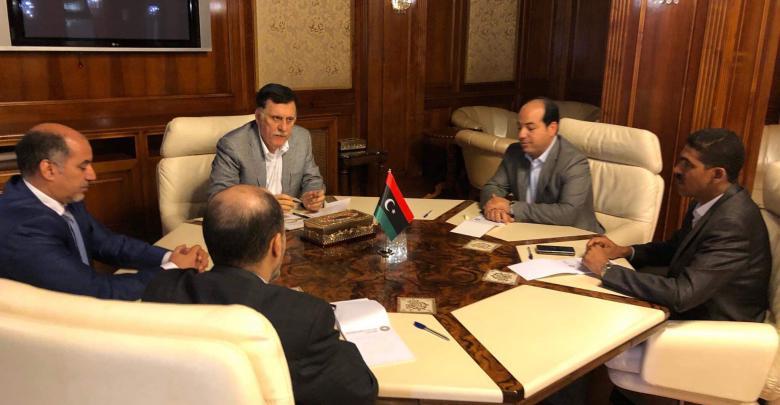 المجلس الرئاسي- صورة إرشيفية