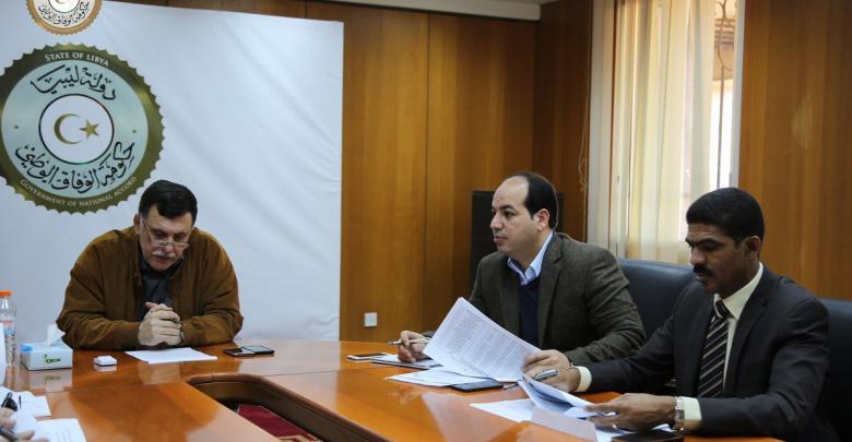 رئاسي الوفاق يرحب بتمديد عمل البعثة الأممية رافضاً أي وفاق - صورة أرشيفية