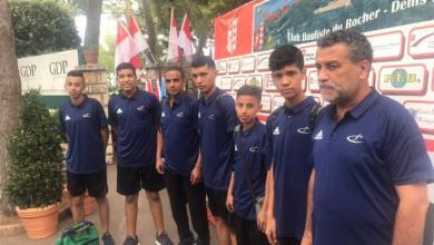 صورة المنتخب الوطني للكرة الحديدية يُودّع بطولة موناكو