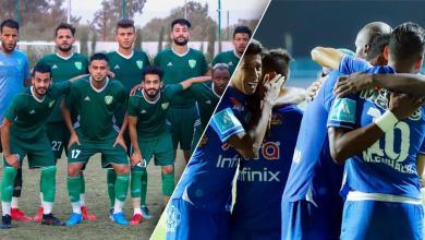 صورة النصر يتعثر أمام الرجاء المغربي بأبطال أفريقيا