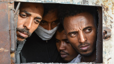 Photo of إنقاذ 81 مهاجرا قبالة السواحل الليبية