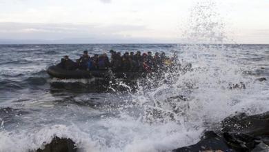 صورة حرس السواحل ينقذ 300 مهاجر قبالة طرابلس