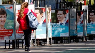 Photo of ترجيح فوز المحافظين في انتخابات النمسا التشريعية