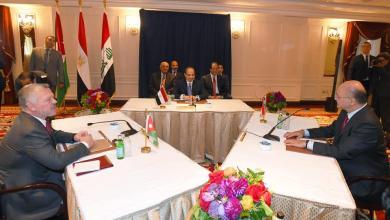 Photo of بيان ثلاثي يؤكد أهمية الحل السياسي في ليبيا