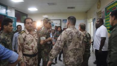 "Photo of ""بصمة واضحة"" لجهاز مكافحة الظواهر السلبية في بنغازي"