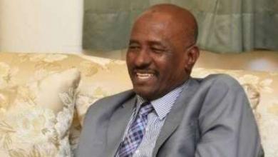 مدير مكتب الرئيس المخلوع عمر البشير حاتم بخيت