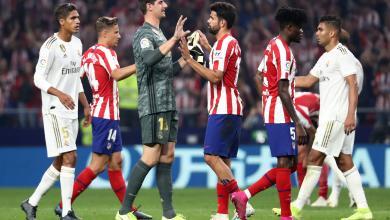 Photo of ديربي مدريد.. فُرص نارية انتهت بالتعادل