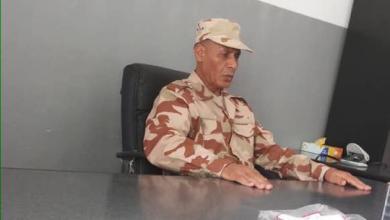 رئيس غرفة عمليات تحرير غريان اللواء مبروك سحبان