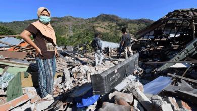 Photo of حصيلة ضحايا زلزال إندونيسيا ترتفع إلى 30 قتيلا