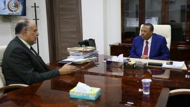 "Photo of بوشناف يُطمئن الثني على ""الحملات الأمنية"""