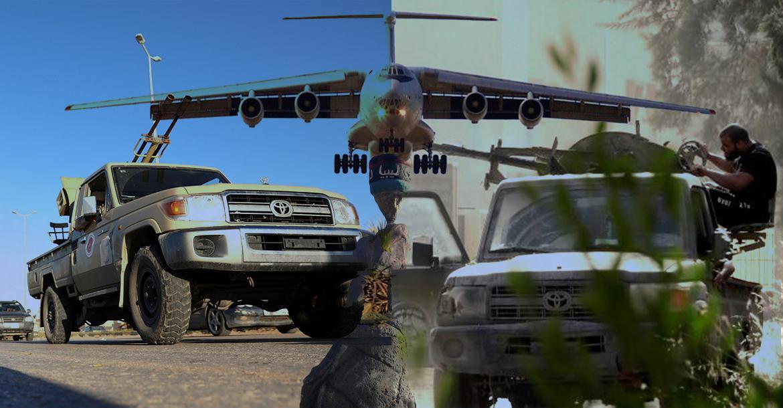 طائرات أوكرانية في ليبيا تُشْعِل  جدلاً واتهامات  دولية   قناة 218
