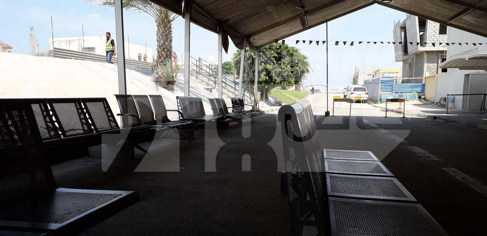 لجنة أممية تتفقد مطار معيتيقة بعد القصف