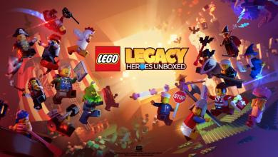 Photo of إتاحة التسجيل المُسبق بـ LEGO Legacy: Heroes Unboxed