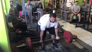 Photo of منتخب القوة البدنية يبدأ تدريباته في جنوب أفريقيا
