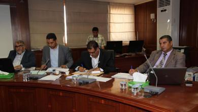Photo of اللجنة المالية تعقد اجتماعها الـ17