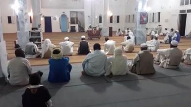 """حفل ديني في """"تساوة"""" بمناسبة العام الهجري الجديد 1441 هــ"""