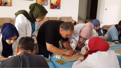 "Photo of ورشة عمل بـ""مستشفى المقريف"" حول جراحة الأوعية الدموية"