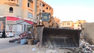Photo of حملة لتنظيف شوارع درنة وميادينها