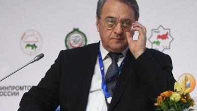 المبعوث الخاص للرئيس الروسي إلى الشرق الأوسط وإفريقيا، ميخائيل بوغدانوف