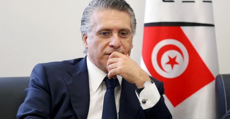المرشح للانتخابات الرئاسية التونسية نبيل القروي