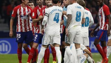 """Photo of أتلتيكو يلتقي الريال في """"ديربي مدريد المتوهج"""""""