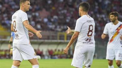 Photo of روما يحقق أول انتصاراته في الدوري الأوروبي