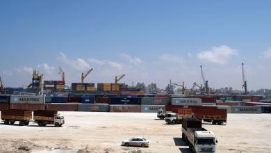 Photo of وصول سيارات و1200 رأس بقر لميناء بنغازي