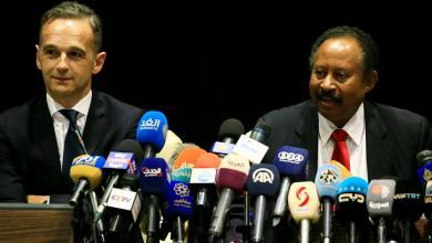 رئيس الوزراء عبدالله حمدوك ووزير الخارجية الألماني هايكو ماس