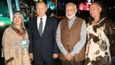 "Photo of تعزيز العلاقات الروسية الهندية بـ""سلسلة اتفاقيات"""