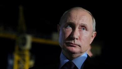 Photo of بوتين: موسكو تدعم جهود حل النزاع سلميا في ليبيا