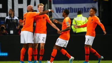 Photo of هولندا تثأر من ألمانيا بتصفيات اليورو
