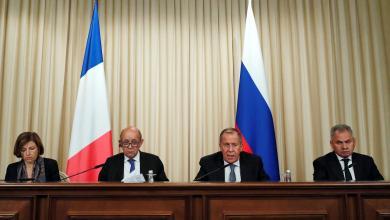 Photo of سعي فرنسي لفتح صفحة جديدة مع روسيا