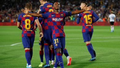 Photo of برشلونة يستعيد توازنه ويكتسح فالنسيا في الليغا