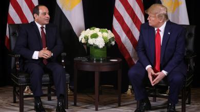 Photo of ليبيا على طاولة ترامب والسيسي في نيويورك