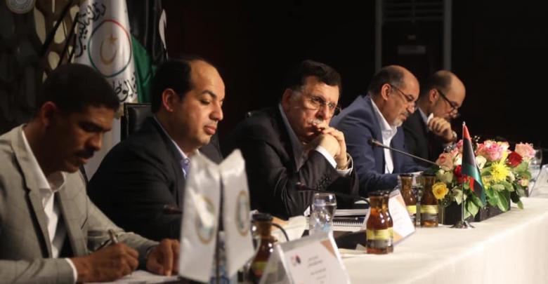 المجلس الرئاسي- صورة حديثة