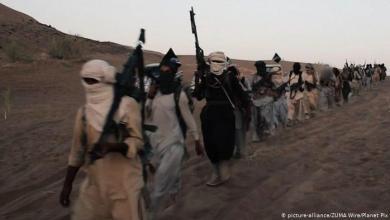 """صورة المجر تحاكم داعشيا شارك بـ""""قطع الرؤوس"""""""
